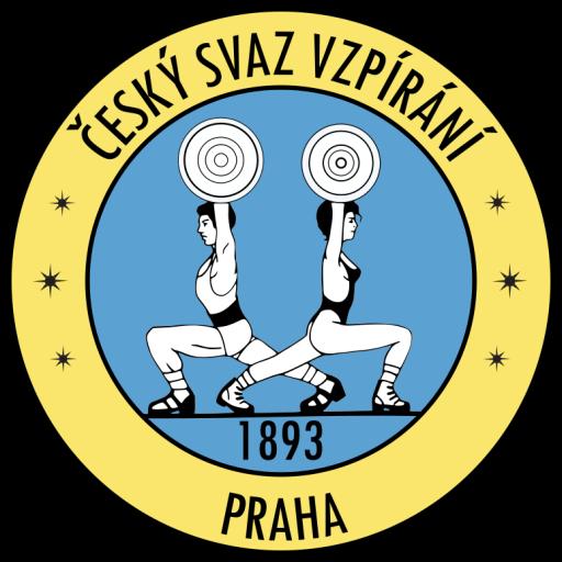 Český svar vzpírání logo