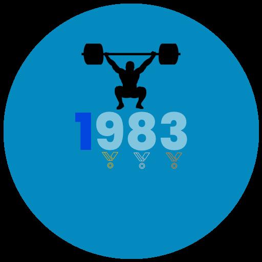 Výsledky roku 1983