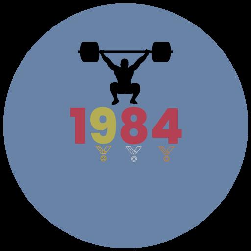 Výsledky roku 1984