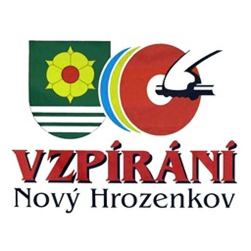 Vzpírání Nový Hrozenkov logo